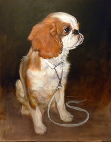 Paintings of Dogs Gallery